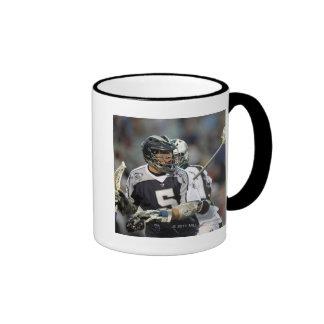 UNIONDALE, NY - JUNE 16:  Alex Smith #5 3 Mugs