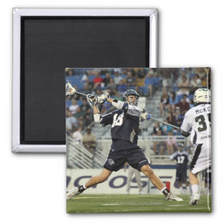 UNIONDALE, NY - JUNE 16:  Ben Hunt #18 2 Inch Square Magnet