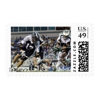 UNIONDALE, NY - JUNE 16:  Ben Rubeor #13 Postage Stamps