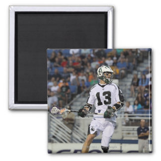 UNIONDALE, NY - JUNE 16:  Stephen Berger #13 3 2 Inch Square Magnet