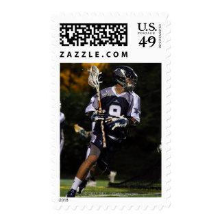 UNIONDALE, NY - MAY 21:  Brian Vetter #9 Postage Stamp