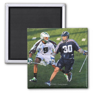 UNIONDALE, NY - MAY 21:  Julian Watts #5 2 Inch Square Magnet