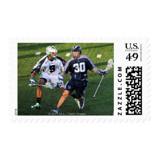 UNIONDALE, NY - MAY 21:  Julian Watts #5 Postage Stamp
