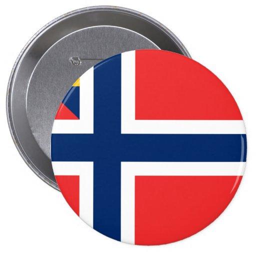 Uniones g 1844, Noruega de Norge Pin