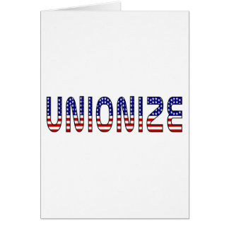 Unionize Card