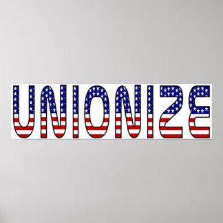 Unionize Poster