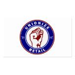 Unionize Retail Business Cards