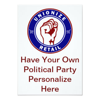Unionize Retail Card