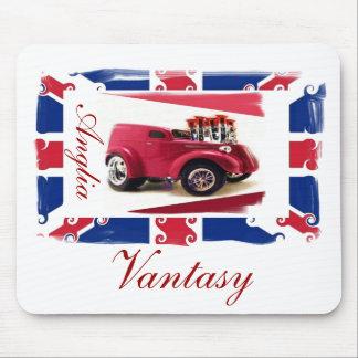 UnionJack , Custom Van Mouse Pad