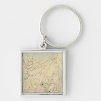 Unionport, W Chester, New York Keychain