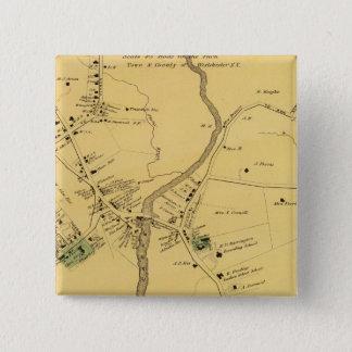 Unionport, Westchester, Schuylerville Button
