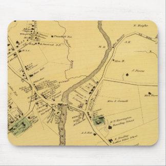 Unionport, Westchester, Schuylerville Mouse Pad