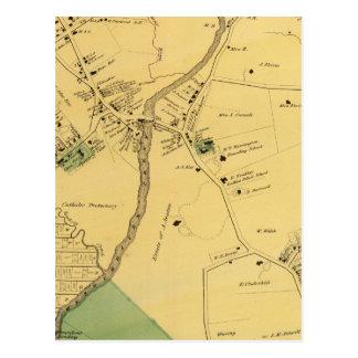 Unionport, Westchester, Schuylerville Postal