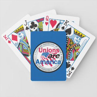 Unions Labor Card Deck