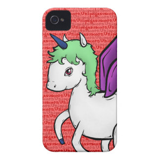 Unipegasuscorn iPhone 4 Case