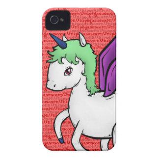 Unipegasuscorn iPhone 4 Case