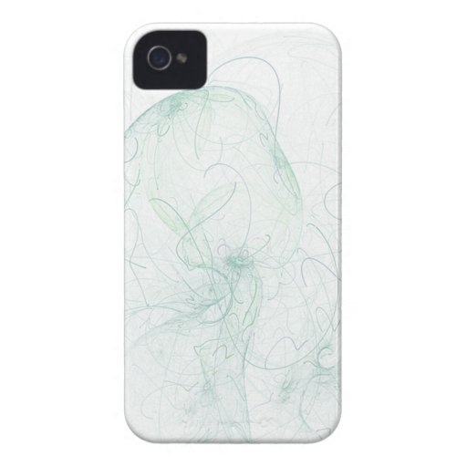 UniqAbstrakt Fractal Case-Mate iPhone 4 Case