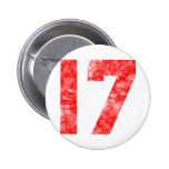 Unique 17th Birthday Gifts Button