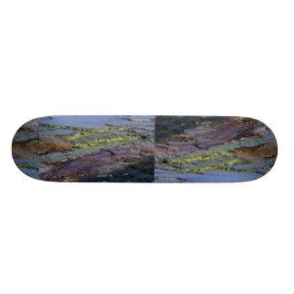 Unique 456 Midway geyser basin, Yellowstone Custom Skate Board