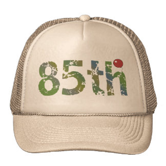 Unique 85th Birthday Gifts Trucker Hat