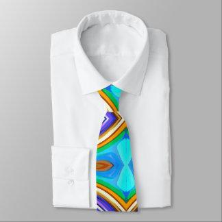 unique abstract design neck tie