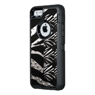 Unique Abstract Pattern OtterBox iPhone 6/6s Case