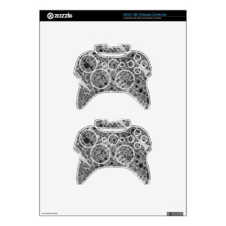Unique Abstracts Pattern Xbox 360 Controller Decal