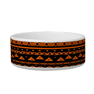 Unique Adinkra Kojo Baiden Aztec look Bowl
