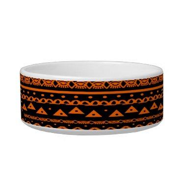 Aztec Themed Unique Adinkra Kojo Baiden Aztec look Bowl