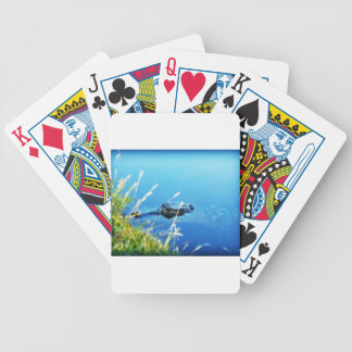 Unique Alligator Items Bicycle Playing Cards