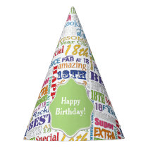 Unique And Special 18th Birthday Party Gifts Party Hat