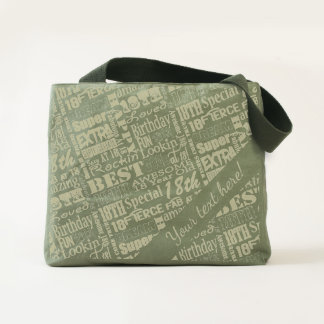 Unique And Special 18th Birthday Party Gifts Tote
