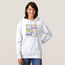 Unique And Special 70th Birthday Party Gifts Hoodie