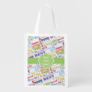 Unique And Special 70th Birthday Party Gifts Reusable Grocery Bag