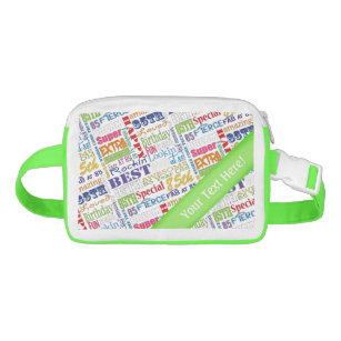 Unique And Special 85th Birthday Party Gifts Waist Bag