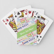 Unique And Special 90th Birthday Party Gifts Playing Cards