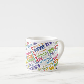Unique And Special 95th Birthday Party Gifts Espresso Cup