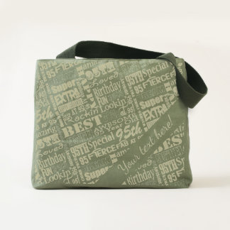 Unique And Special 95th Birthday Party Gifts Tote