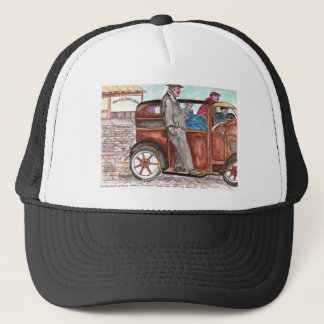 Unique Apparel For Teens & Young Adults Trucker Hat