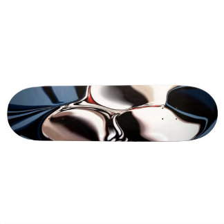 Unique art skateboard deck