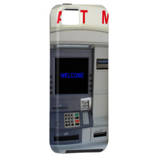 Unique ATM Money Machine Case-mate Iphone Cases