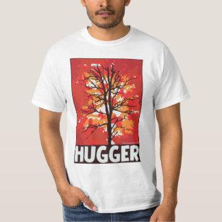Unique Autumn Tree Hugger Tees
