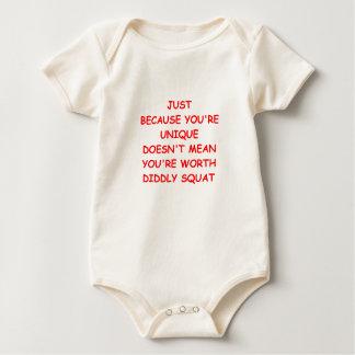 UNIQUE BABY BODYSUIT