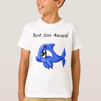 Unique baby dolphin cartoon T-Shirt