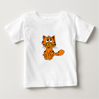 Unique Baby Gifts Pictures of Funny Cats Tee Shirt