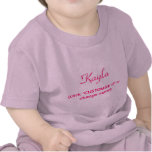 Unique Baby Girl Names .. Kayla Shirt