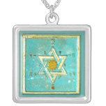 Unique Bar Bat Mitzvah Gift Necklace, Hanukkah