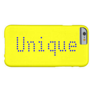 Unique Barely There iPhone 6 Case