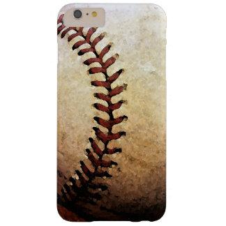 Unique Baseball Artwork iPhone 6 Plus Case
