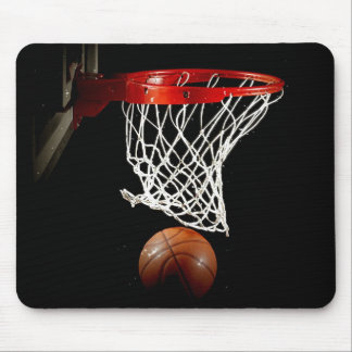 Unique Basketball Artwork Mousepad